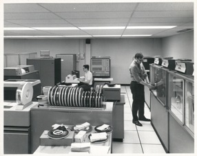 Mainframe computing in the 1960s